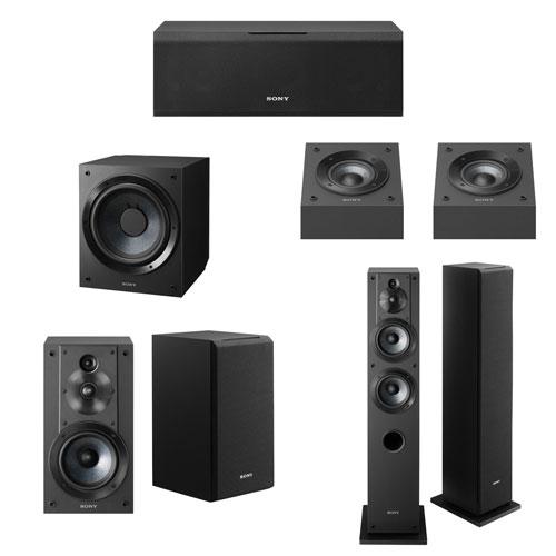 Sony 100.10 Channel Speaker System