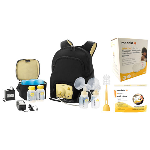 Medela Pump In Style Double Electric Breast Pump W Backpack