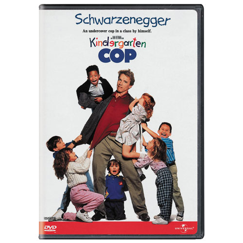 Kindergarten Cop (Full Screen) (1990)