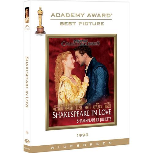 Shakespeare in Love - Série de collection