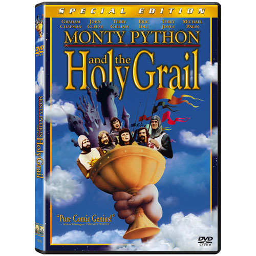 Monty Python and the Holy Grail (écran large) (1975)