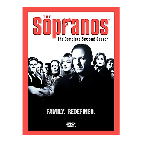 Sopranos - The Complete Second Season (2000)