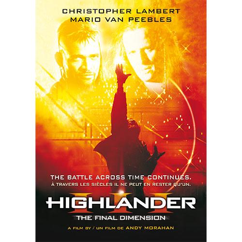 Highlander 3: The Final Dimension (1994)
