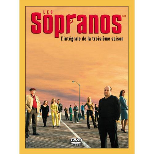 Sopranos: The Complete Third Season (French) (2001)