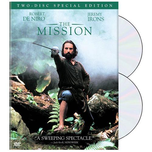 Mission (écran large) (1986)