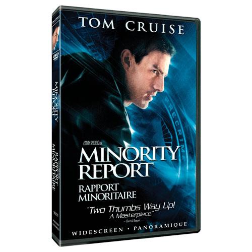 Minority Report: disque simple Version (écran large)