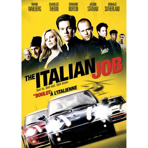 Italian Job: Special Edition (Widescreen) (2003)