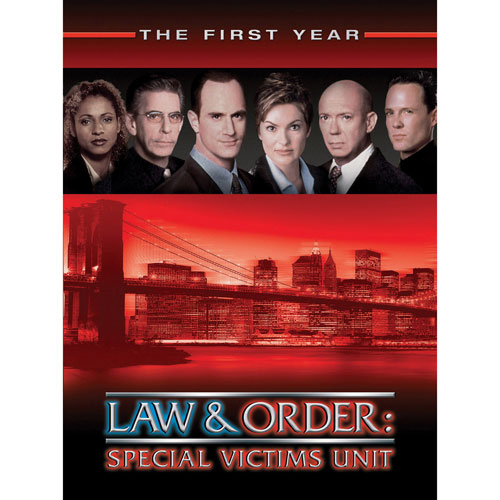 Law & Order: Special Victims Unit - The First Year (plein écran) (1999-2000)