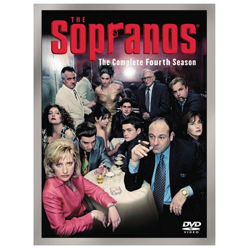 Sopranos - The Complete Fourth Season (Widescreen) (2002)