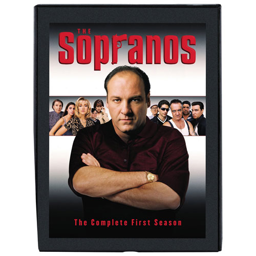 Sopranos: The Complete First Season (French Packaging) (2000)