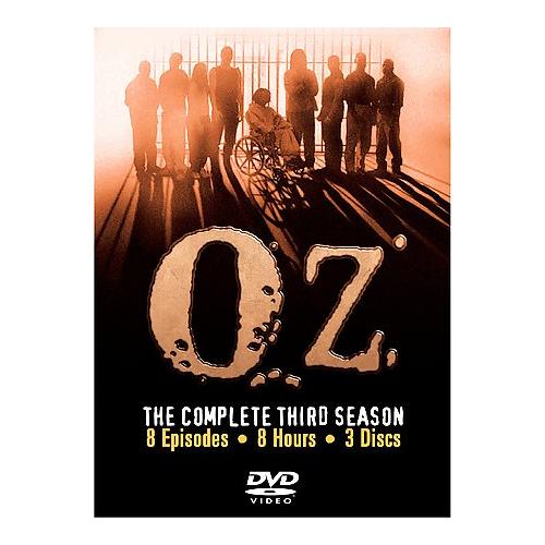 Oz - L'intégrale de la troisième saison (Plein écran) (1999)
