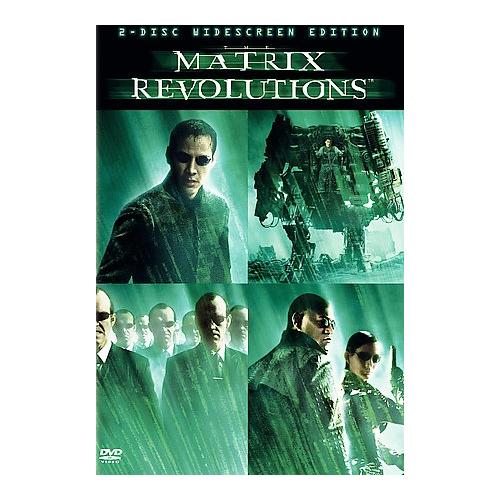 Matrix Revolutions (Widescreen) (2003)