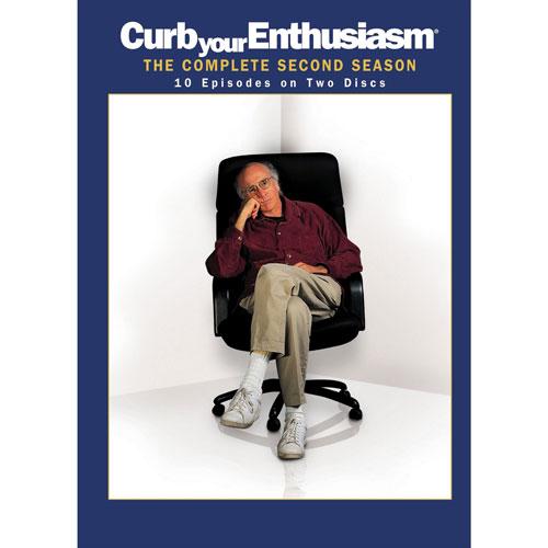 Curb Your Enthusiasm : L'intégrale de la deuxième saison (Plein écran) (2002)