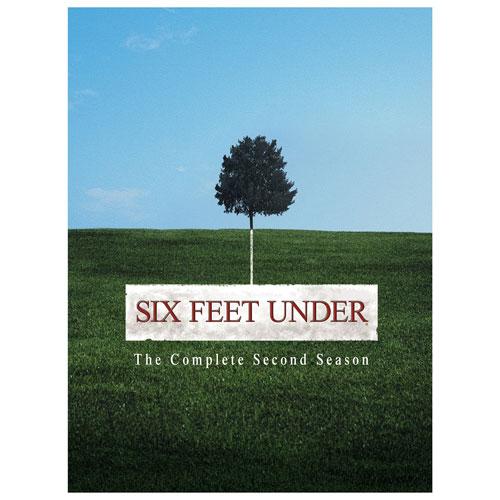 Six Feet Under - L'intégrale de la deuxième saison (Plein écran) (2002)