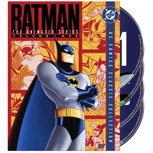 Batman the Animated Series - Volume One (plein écran) (DC Universe) (1992-1995)