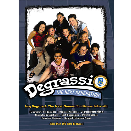 Degrassi: The Next Generation - Season 1 (2001)