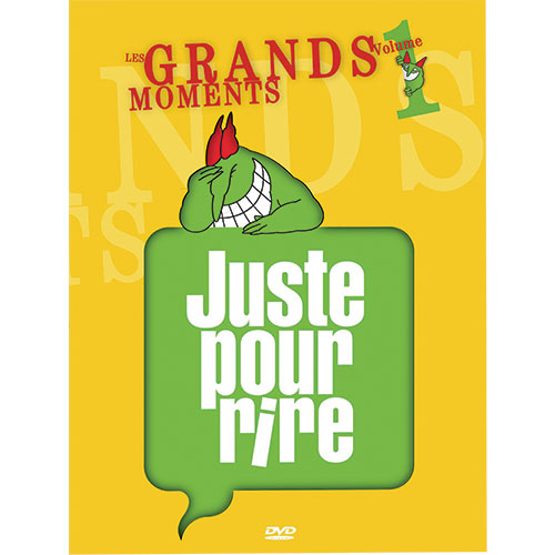 Juste Pour Rire - Grands Moments Volume 1 (French)