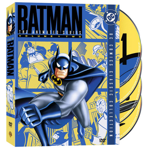 Batman the Animated Series - Volume Two (plein écran) (DC Universe) (1992-1995)