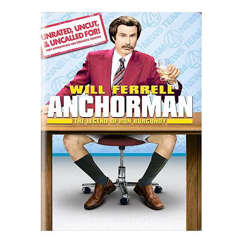 Anchorman (Non classé) (écran large) (2004)