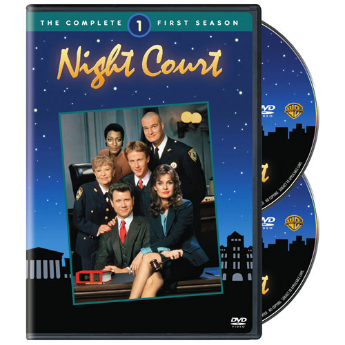Night Court - The Complete First Season (Full Screen)