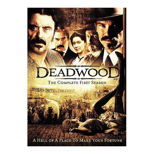 Deadwood - L'intégrale de la première saison (Panoramique)