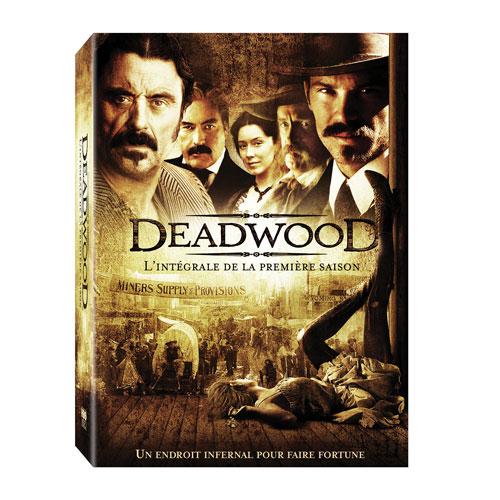 Deadwood: l'intégrale de la première saison (Française)