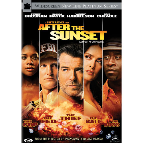 After The Sunset (Widescreen) (2004)