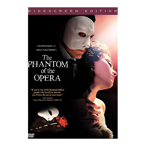Andrew Lloyd Webber's The Phantom of the Opera (Widescreen) (2004)