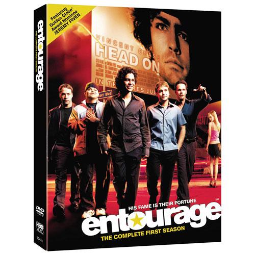 Entourage : L'intégrale de la première saison (Plein écran) (2004)