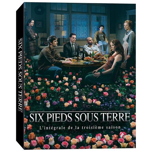 Six Feet Under: l'intégrale de la troisième saison (français) (2003)