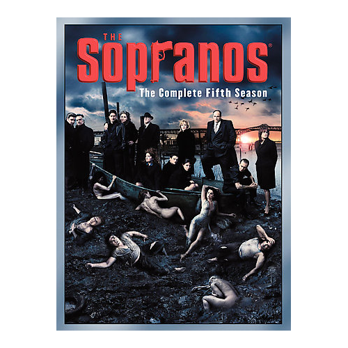 Sopranos - The Complete Fifth Season (2005)