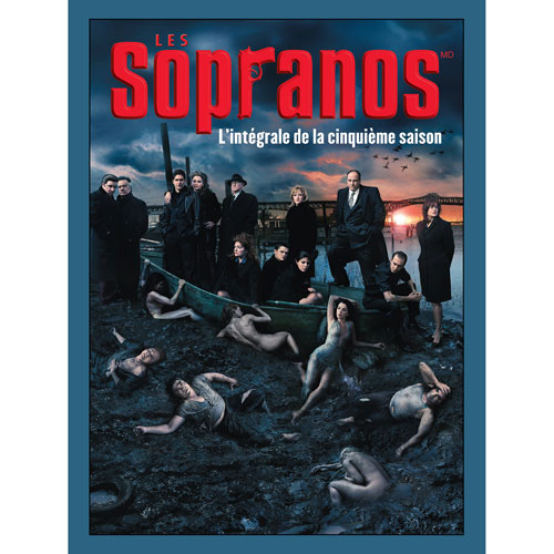 Sopranos: The Complete Fifth Season (French) (2005)