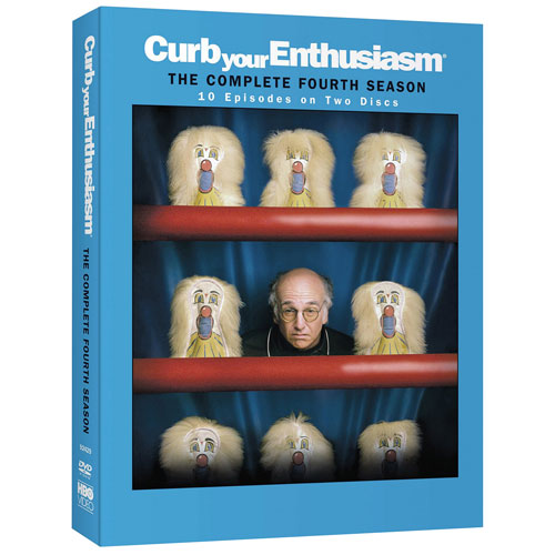 Curb Your Enthusias - Saison 4 complète