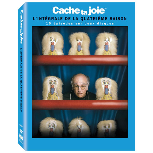 Curb Your Enthusiasm: The Complete Fourth Season - French