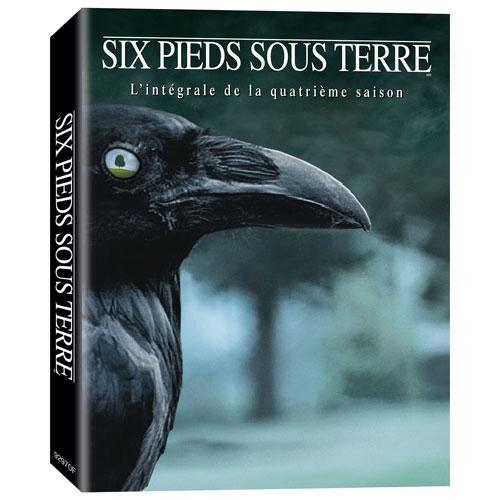 Six Pieds sous terre : L'intégrale de la quatrième saison (français) (2004)