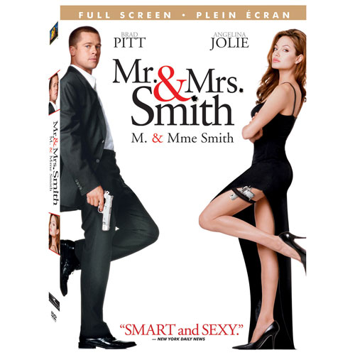 Mr. and Mrs. Smith (Widescreen) (2005)