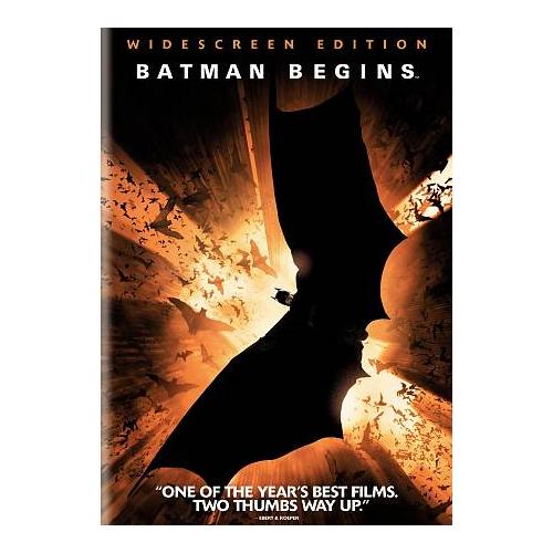 Batman Begins (Widescreen) (DC Universe) (2005)