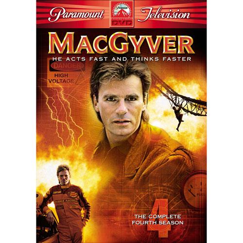 MacGyver - L'intégrale de la quatrième saison (Plein écran) (1988)
