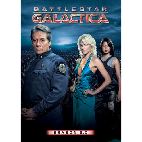 Battlestar Galactica - Season 2.0 (Full Screen) (2004)