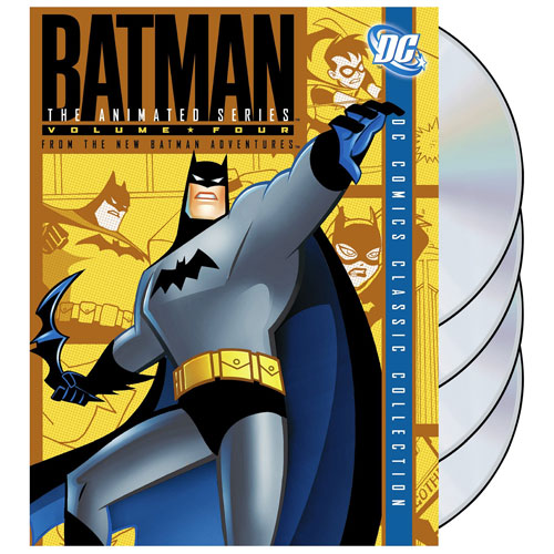 Batman: The Animated Series - Vol. 4 (Full Screen) (DC Universe)