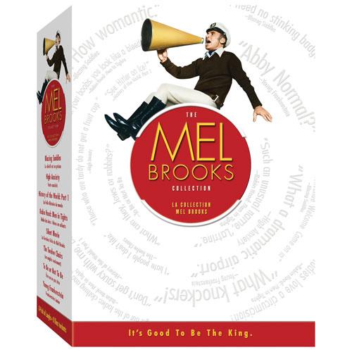 Mel Brooks Boxset Collection (Widescreen) (1970)