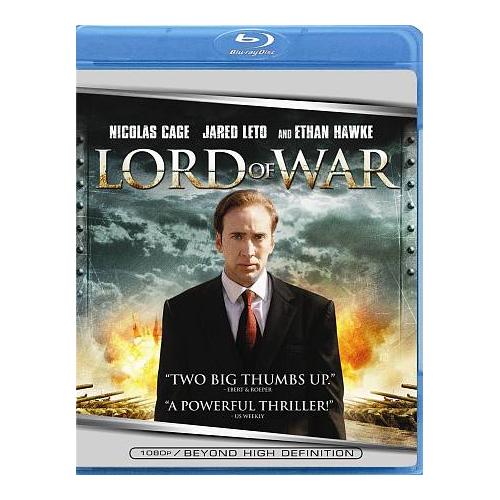 Lord Of War (Blu-ray) (2005)