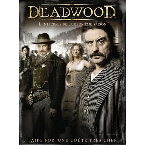 Deadwood: L'intégrale de la deuxième saison (écran large) (français)