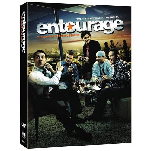 Entourage: L'intégrale de la deuxième saison (Panoramique) (2006)