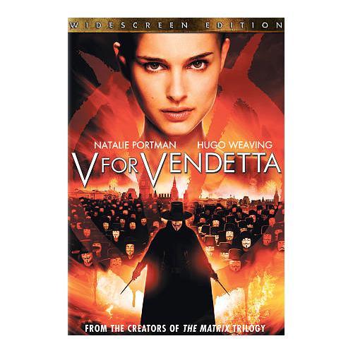 V For Vendetta (Panoramique) (Bilingue) (2006)