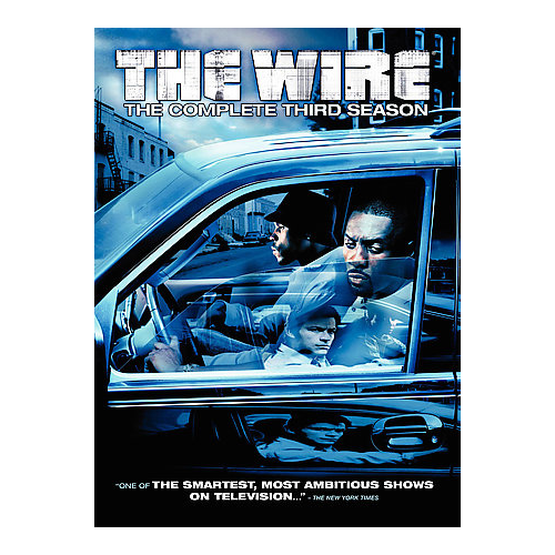 Wire - The Complete Third Season (Full Screen) (2004)