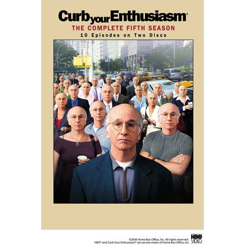 Curb Your Enthusiasm: The Complete Fifth Season (Full Screen) (2005)