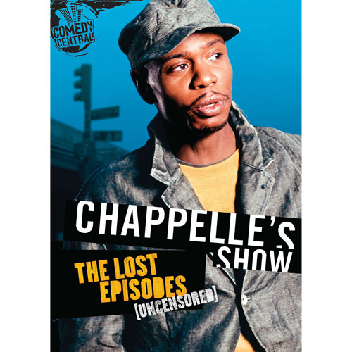 Chappelle's Show - The Lost Episodes: Uncensored (Full Screen) (2006)