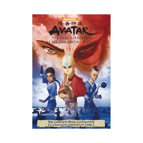 Avatar: The Last Airbender - Book 1: Water - Volume 1 (2005)