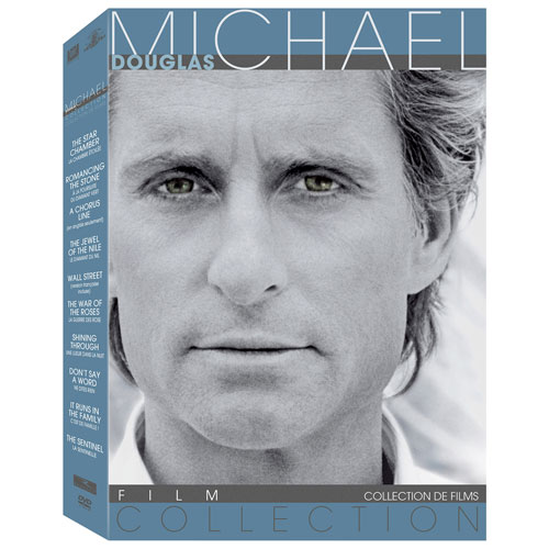 Michael Douglas Collection (Full Screen) (1987)